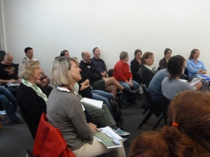Active Listening and participation, Auckland
